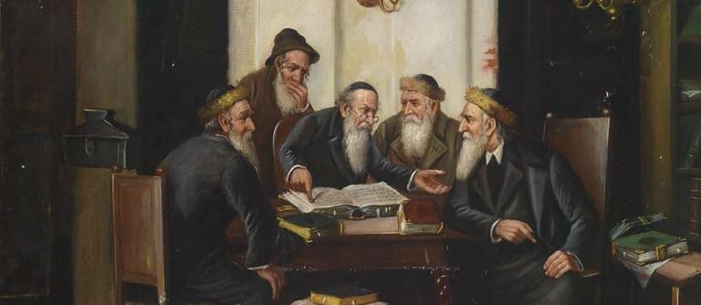La crítica como tradición judía