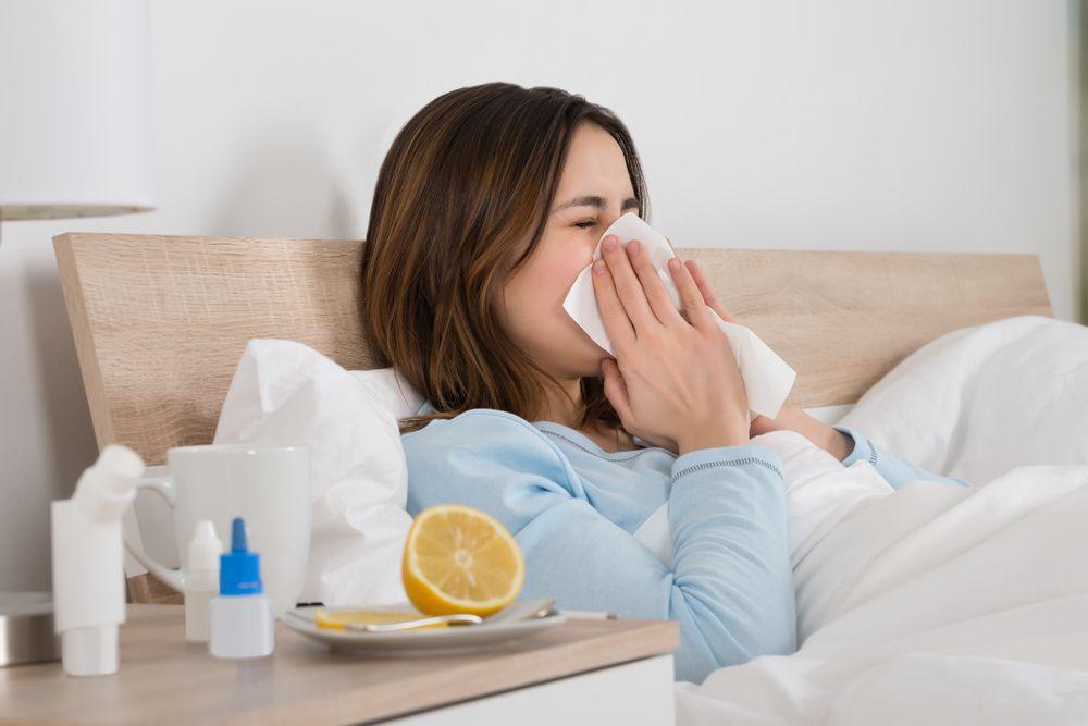 ¿Cómo se diferencia una gripe de un resfriado?   El Diario NY