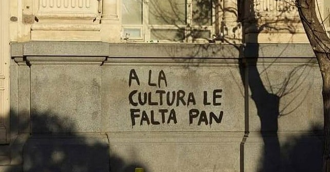 Sigue la lucha y organización frente al desguace cultural