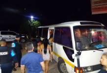 Migración le cae al Mocambo Night Club