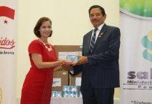Donación de medicamentos para el VIH