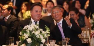 Panamá y China de aniversario