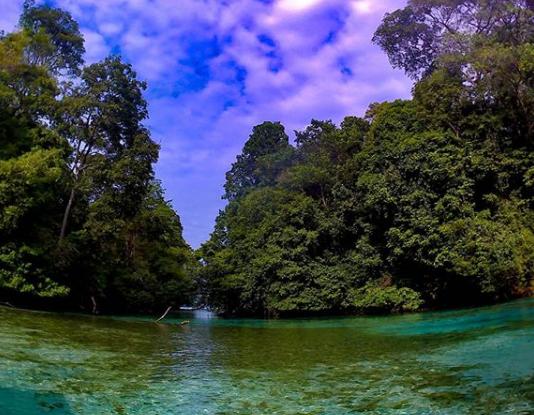 Turismo de Panamá, Isla Escudo en Veraguas, Panamá