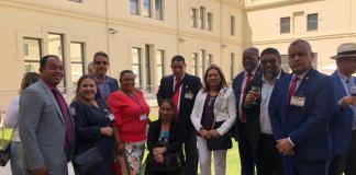 Reunion Mundial de Derecho Aduanero
