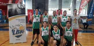 Baloncesto Club Kiwanis