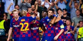 Barcelona derrota al Inter