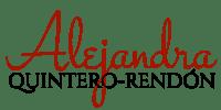 Firma Alejandra Quintero