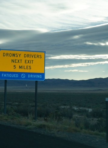 Is drowsy driving as dangerous as drunk driving?