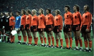 Selección Holandesa