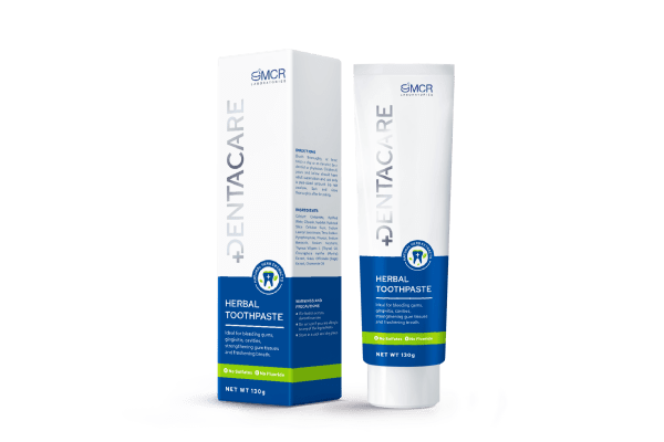 SMCR Dentacare Herbal Toothpaste