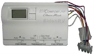 Thermostat, Digital (9wire) 6536A3351 for Coleman 2 STAGE Heat Pumps