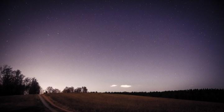 Night Sky - Stars
