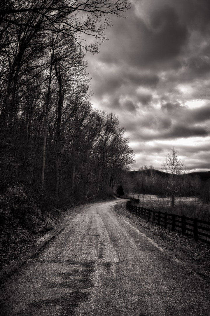 Mountain Road - Road - Photo