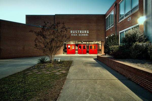 Rustburg High School - School - Photo