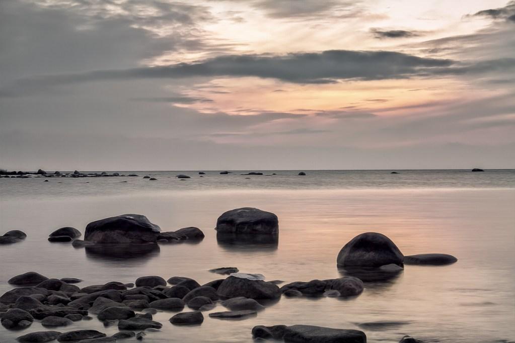 Three Sentinels - Rocks - Photo