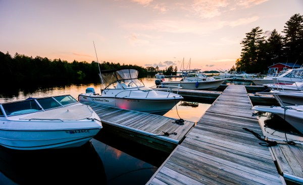 Moosehead Dock - Maine