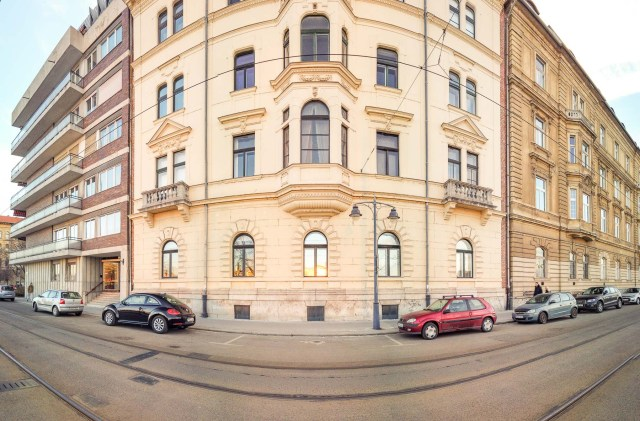 The buildings in Budapest are pretty cool...