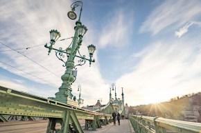 Szabadság Híd - Freedom Bridge