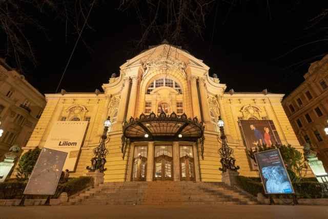 Vígszínház - Performing Arts Theatre