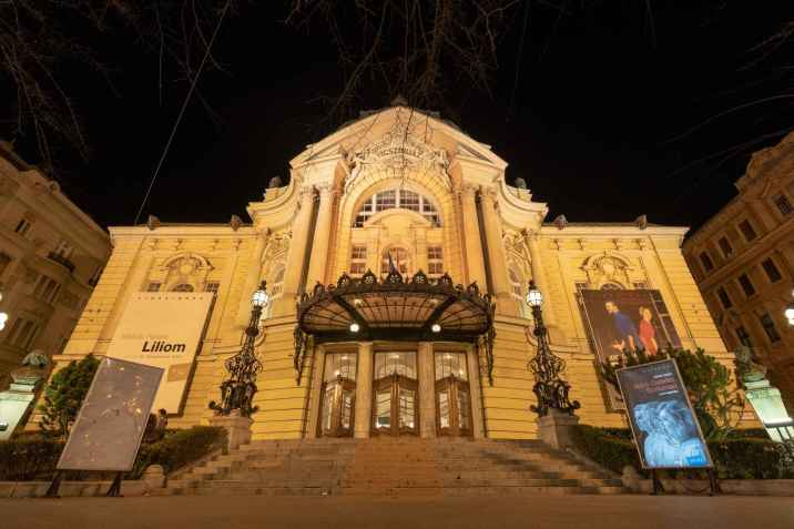 Vígszínház - Performing Arts Theatre