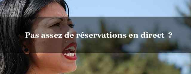 reservations en direct location vacances