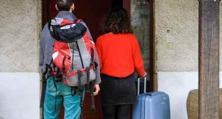 location airbnb temps de travail accueil