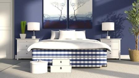 équipements chambre a coucher location saisonniere