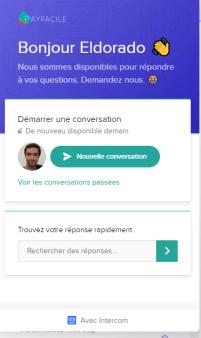 chatbot paiement location
