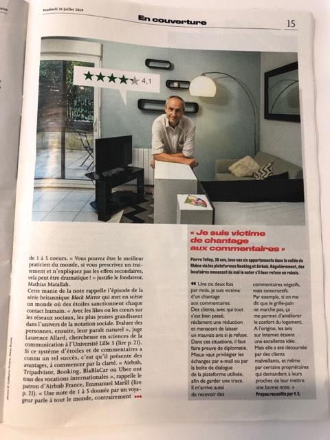 le parisien journal eldorado immobilier