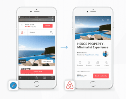 application-mobile-de-airbnb