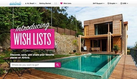 wishlists-airbnb