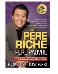 Livre de Robert Kiyosaki