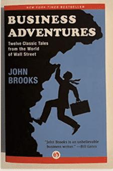 Livre de John Brooks