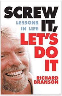 Livre de Richard Branson