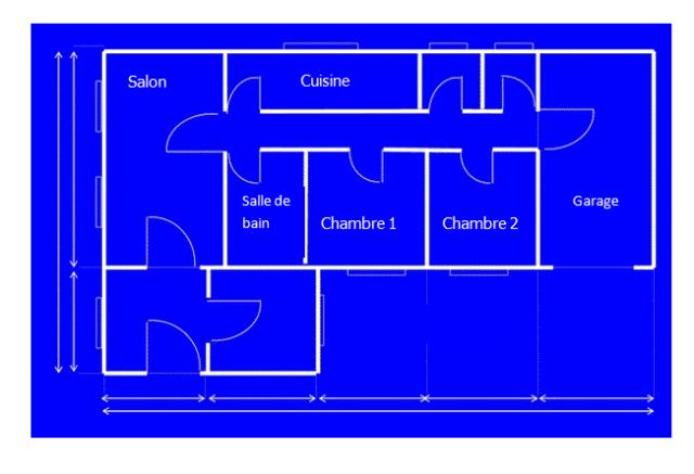 reglement intérieur Plan type de présentation d'une location courte durée
