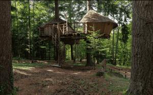 Les Cabanes de Labrousse
