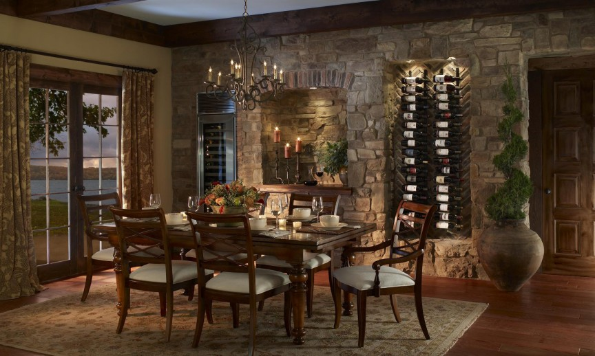 Dining Rooms  Eldorado Stone