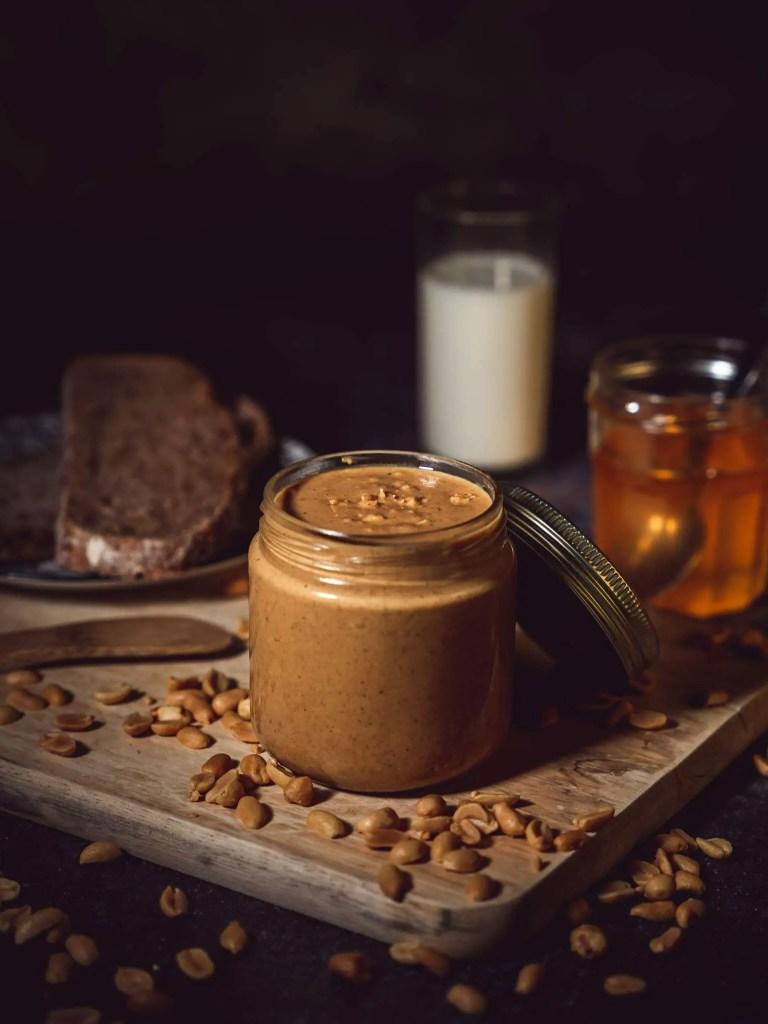 beurre de cacahuètes maison peanut butter