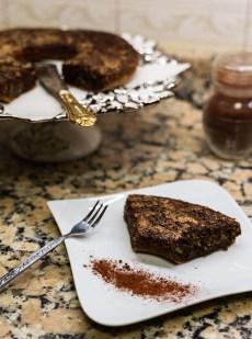 gâteau chocolat courgette sans gluten et sans lactose