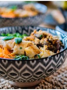 bo bun vietnamien bœuf et vermicelle de riz
