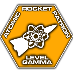 Atomic Rocket: Patrol Level Gamma