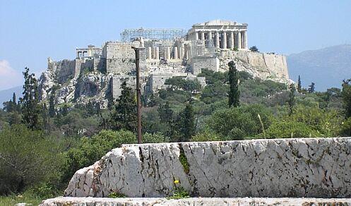 Pnyx Athens