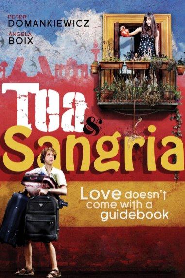 tea and sangria poster