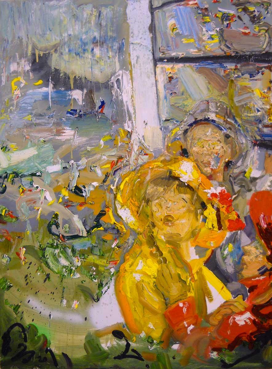 Rain Slickers, 2011