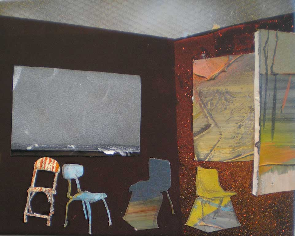 Painting Room with Chairs, 2011