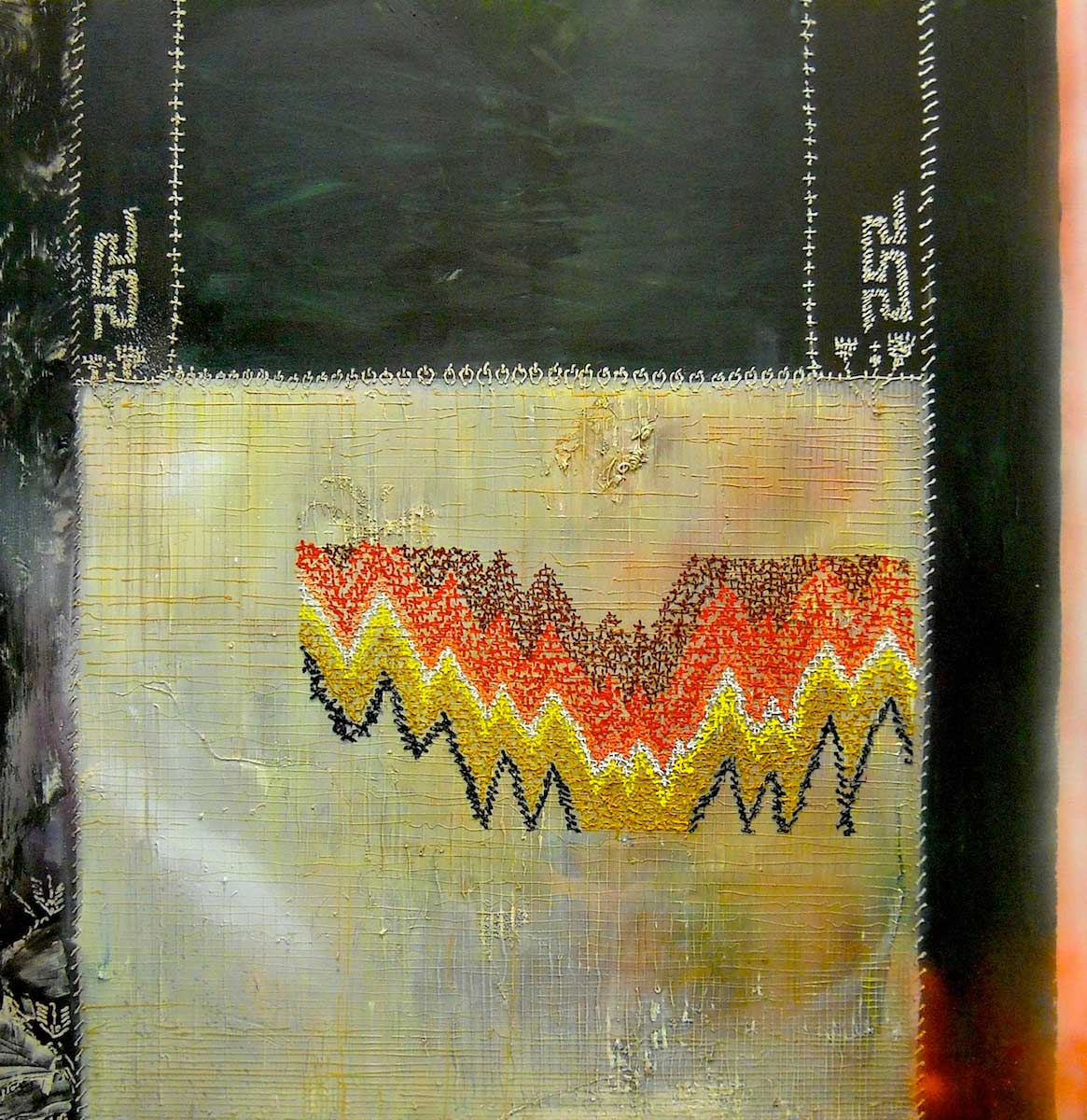 Neo-Embroidery, 2011