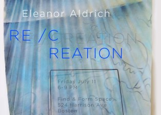 postcard image for RE/CREATION