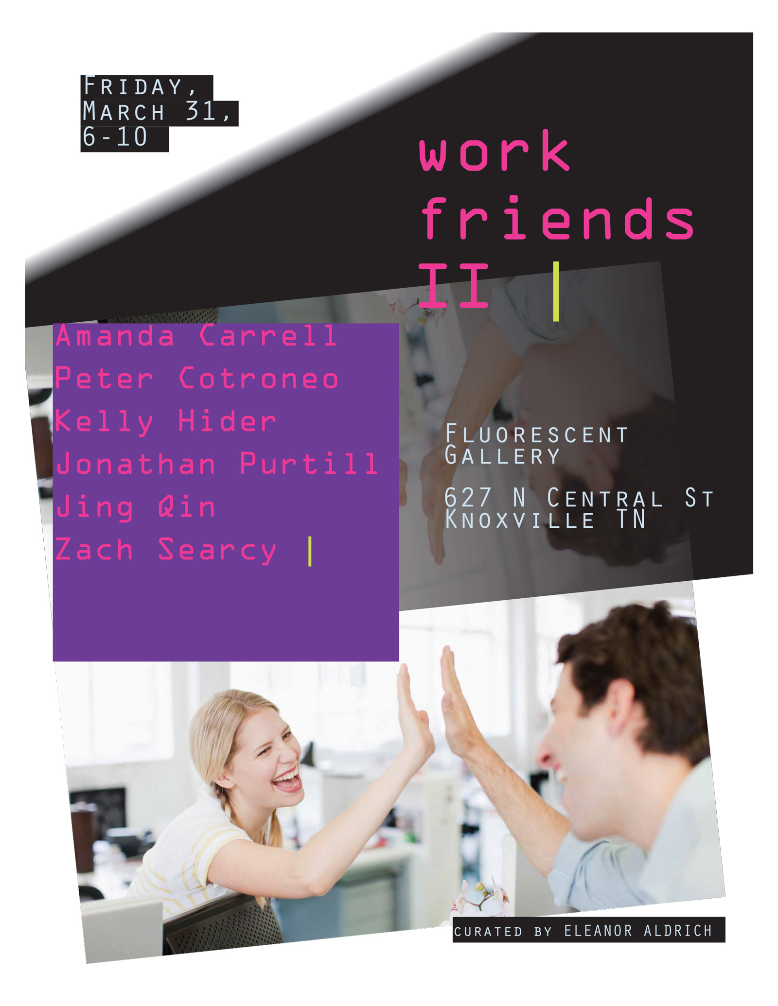 Poster - Work Friends 2