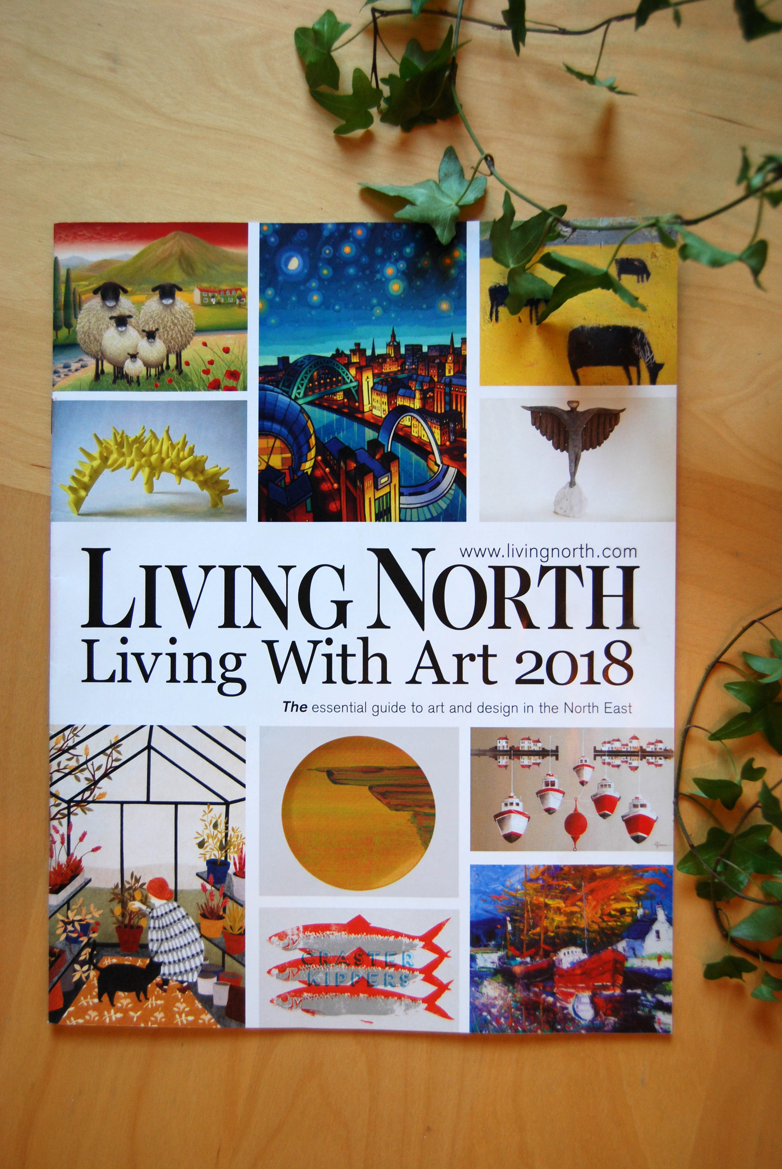 Eleanore Ditchburn Living North Cover Pier