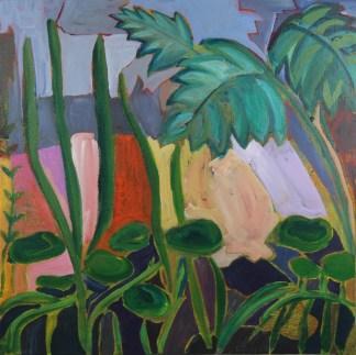 Tropical Garden Eleanore Ditchburn